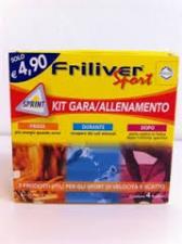 FRILIVER® SPORT KIT GARA-ALLENAMENTO SPRINT - 4 BUSTE