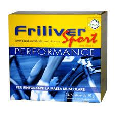 FRILIVER® SPORT PERFORMANCE 24 BUSTINE DA 10 G