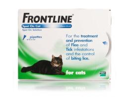 FRONTLINE® SPOT ON GATTI 4 PIPETTE DA 0,5 ML