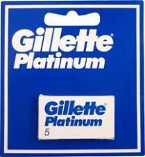GILLETTE PLATINUM 5 LAME PER RASOIO