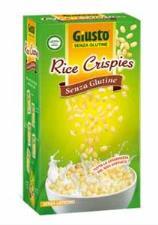 GIUSTO SENZA GLUTINE - RICE CRISPIES - 250 G