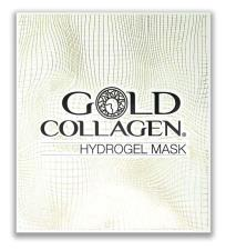 GOLD COLLAGEN HYDROGEL MASK 4 MASCHERE DA 30 G