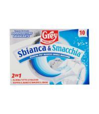 GREY SBIANCA E SMACCHIA 10 BUSTE