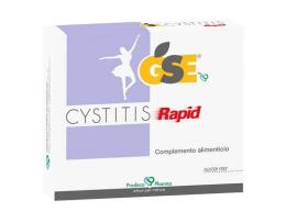 GSE® CYSTITIS RAPID 30 COMPRESSE