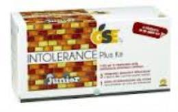 GSE INTOLERANCE PLUS KIT JUNIOR - 45 BUSTINE DA 3 G