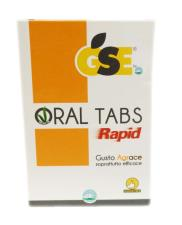 GSE ORAL TABS RAPID GUSTO AGRACE 12 COMPRESSE