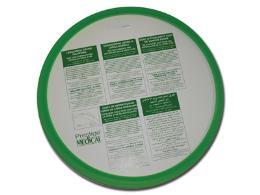 GUARNIZIONE PRESTIGE IN SILICONE - verde