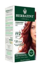 HERBATINT® FLASH FASHION TINTA PER CAPELLI FF2 ROSSO PORPORA - 150 ML