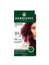 HERBATINT® FLASH FASHION TINTA PER CAPELLI FF3 PRUGNA - 150 ML