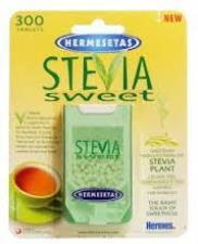 HERMESETAS STEVIASWEET DOLCIFICANTE - 300 COMPRESSE