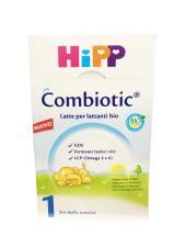 HIPP COMBIOTIC LATTE BIO 1 IN POLVERE PER LATTANTI - 600 G