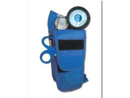HOLSTER GIMA GRANDE - con tasca - vuoto - blue