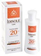 IDISOLE LATTE PROTEZIONE MEDIA SPF20 - 200 ML