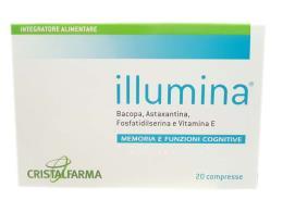 ILLUMINA 20 COMPRESSE DA 1,12 G