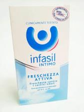INFASIL INTIMO FRESCHEZZA ATTIVA - 200 ML