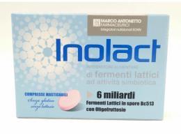 INOLACT 20 COMPRESSE