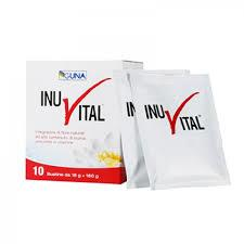 INUVITAL INTEGRATORE NUTRIZIONALE PER LA CORRETTA FUNZIONE INTESTINALE - 10 BUSTINE