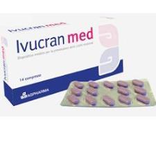 IVUCRAN MED INTEGRATORE ALIMENTARE UTILE NELLA PROFILASSI DELLA CISTITE - 14 COMPRESSE