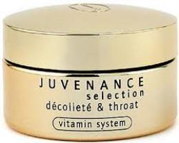 JUVENA JUVENANCE SELECTION DECOLLETE & THROAT CREAM - 50 ML