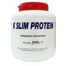 K SLIM PROTEIN INTEGRATORE ALIMENTARE 500 G