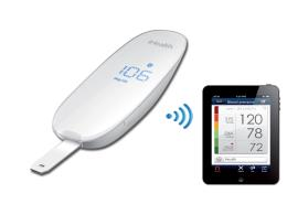 KIT GLUCOMETRO WIRELESS BG5 iHEALTH
