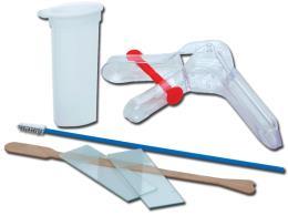 KIT PAP TEST - sterile conf. da 100 pezzi