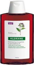KLORANE SHAMPOO ALLA CHININA E ALLE VITAMINE B 400 ml