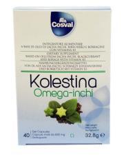 KOLESTINA OMEGA-INCHI 40 CAPSULE