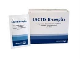 LACTIS B COMPLEX INTEGRATORE ALIMENTARE DI FERMENTI LATTICI - 14 BUSTE