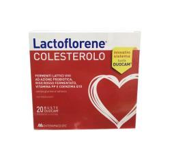 LACTOFLORENE® COLESTEROLO INTEGRATORE ALIMENTARE - 20 BUSTE