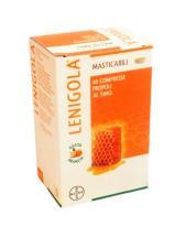 LENIGOLA® MASTICABILI GUSTO ARANCIA 40 COMPRESSE