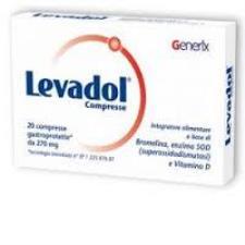 LEVADOL 20 COMPRESSE
