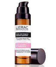 LIERAC PRESCRIPTION - PELLE SENSIBILE E CON COUPEROSE - FLUIDO ANTI ROSSORI LENITIVO IDRATANTE - 40 ML