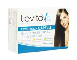 LIEVITOVIT CAPELLI 60 COMPRESSE