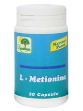L-METIONINA 30 CAPSULE