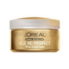 L'OREAL DERMO EXPERTISE AGE RE PERFECT PRO CALCIUM CREMA GIORNO - 50 ML