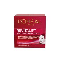 L'OREAL DERMO EXPERTISE REVITALIFT ANTIRUGHE VISO CONTORNI E COLLO - 50 ML