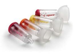MASCHERA di ricambio pediatrica buccale ESPACE per aerosol