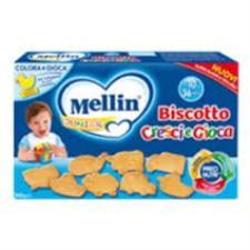 MELLIN® JUNIOR BISCOTTO CRESCI E GIOCA DA 10 A 36 MESI 360 G
