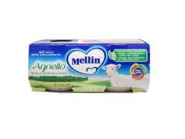MELLIN® OMOGENEIZZATO AGNELLO DAL QUARTO MESE COMPIUTO 2 x 80 G