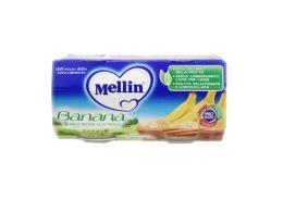 MELLIN® OMOGENEIZZATO BANANA DAL QUARTO MESE COMPIUTO 2 x 100 G