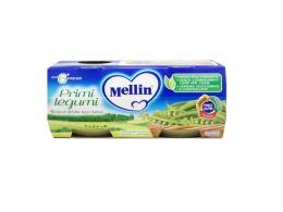 MELLIN® OMOGENEIZZATO PRIMI LEGUMI DAL SESTO MESE 2 x 80 G
