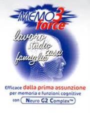 MEMO3 Force 10 compresse