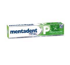 MENTADENT P DENTIFRICIO FRESH NATURE - 75 ML