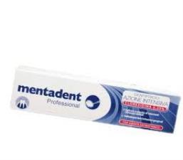 MENTADENT PROFESSIONAL DENTIFRICIO AZIONE INTENSIVA - CLOREXIDINA 0,20 - 75 ML