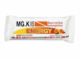 MGK VIS ENERGY BARRETTA ENERGETICA GUSTO ALBICOCCA - 35 G