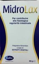 MIDROLAX POLVERE - INTEGRATORE ALIMENTARE A BASE DI ESTRATTI VEGETALI - 80 G