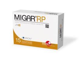 MIGAR RP INTEGRATORE PER IPERTROFIA PROSTATICA BENIGNA - 15 CAPSULE