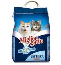 MIGLIORGATTO LETTIERA GR.5000 - 4 CONFEZIONI