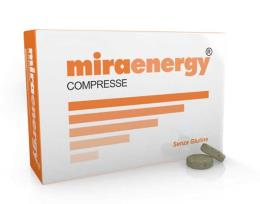 MIRAENERGY INTEGRATORE ALIMENTARE ENERGETICO - 40 COMPRESSE